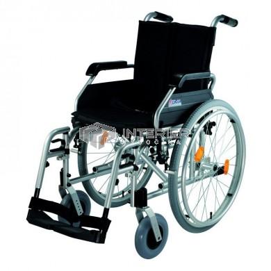 Invalidní vozík 218-24 WHD (š.48cm)