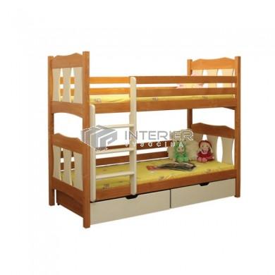 Patrová postel B407
