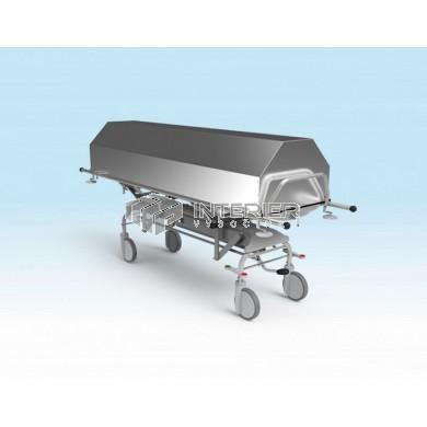 Transportní vozík - H68 (nosítka celonerez)