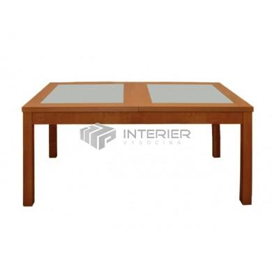 Stůl JS013R sklo