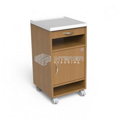 Noční stolek NS-2-O