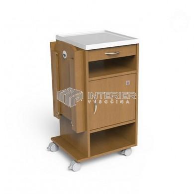 Noční stolek NS-3-O