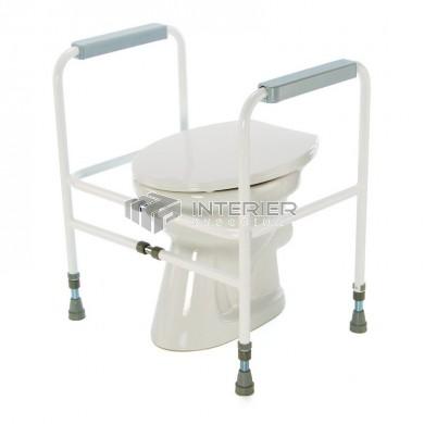 Podpěra na WC přenosná roztažitelná 4321 EX