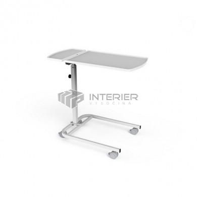 Jídelní stolek S-202-A (skořepina)