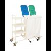 Vozík na prádlo VN 2 PS - pedálové ovládání