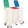Vozík na prádlo VN 3 S - pedálové ovládání