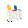 Vozík na prádlo VN 4 S - pedálové ovládání